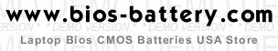 laptop cmos battery